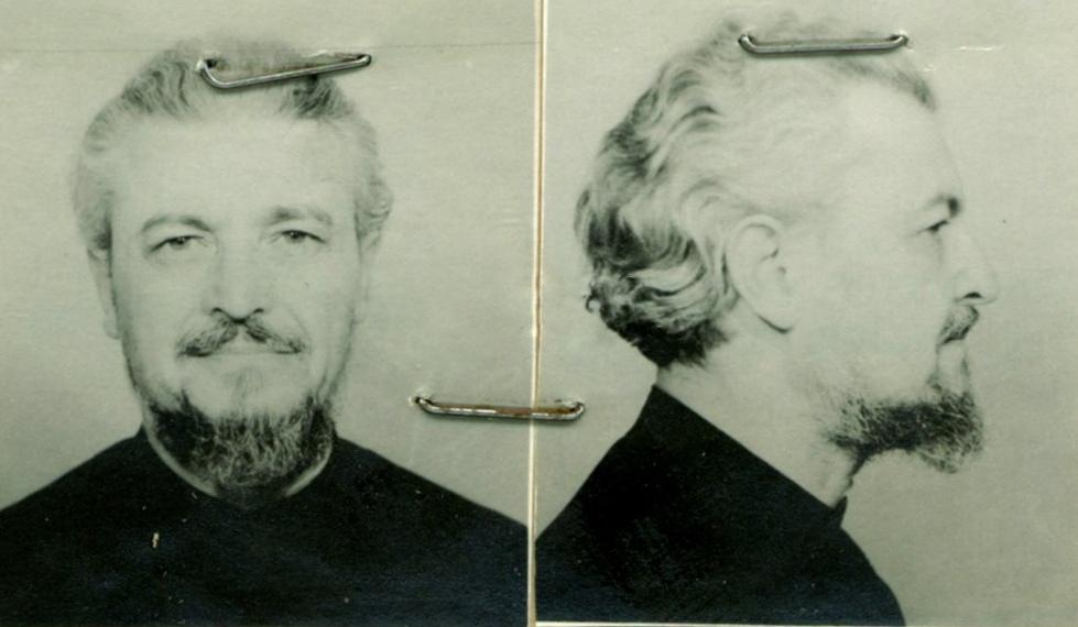 Părintele Benedict Ghiuș în arest