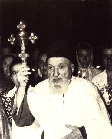 Părintele Constatin Sârbu arestat în 1954