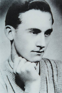 Silviu Iovan - student la teologie