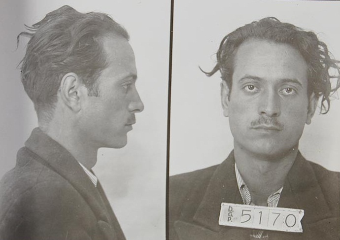 Niță Brașov în arest