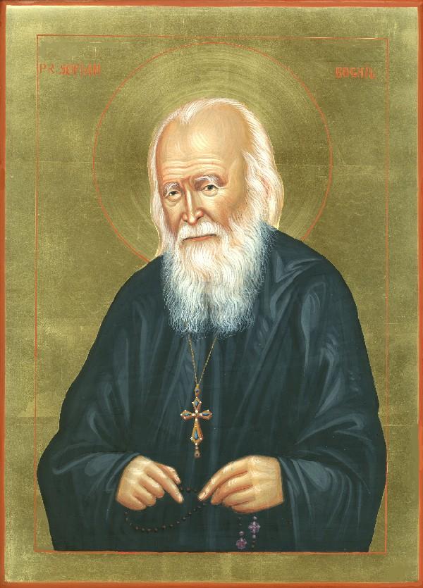 Icoana părintelui Sofian Boghiu